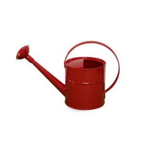 Konewka 2l czerwona z sitkiem
