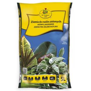 Podłoże doroślin zielonych 5L